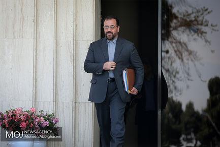 اولین جلسه هیات دولت در سال ۹۸/حسینعلی امیری معاون امور پارلمانی رییس جمهور