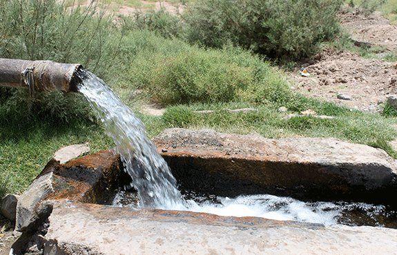 ۳۰ حلقه چاه غیر مجاز در شهرضا پلمب شد