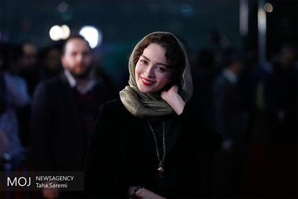 دهمین روز سی و هفتمین جشنواره فیلم فجر/بهنوش طباطبایی