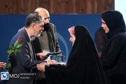 اختتامیه دوازدهمین جایزه ادبی جلال آل احمد