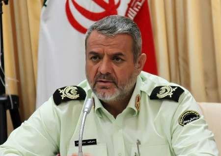 فرماندهی انتظامی لرستان آماده خدمت به زائرین اربعین حسینی است