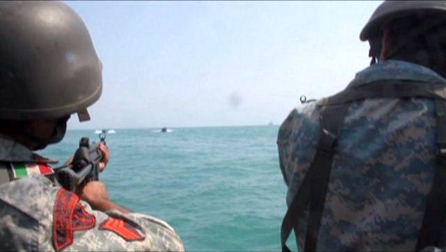 حمله دزدان دریایی توسط ناوشکن الوند شکست خورد
