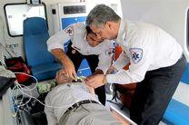 امدادرسانی فوریتهای پزشکی به 361 بیمار سکته مغزی در اصفهان