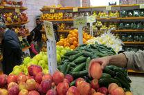 برخورد با متخلفانی که میوه را با قیمت بالا در بازار مازندران به فروش میرسانند