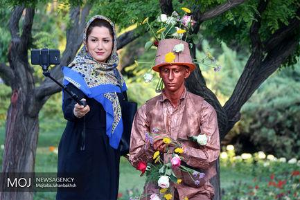 جشن+روز+ملی+گل+در+اصفهان