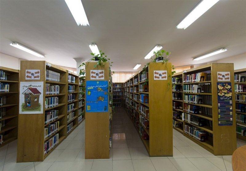 3 کتاب خانه فعال نیز ویژه بانوان در قم فعال است