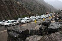 آخرین وضعیت جوی و ترافیکی جاده ها در 4 آبان