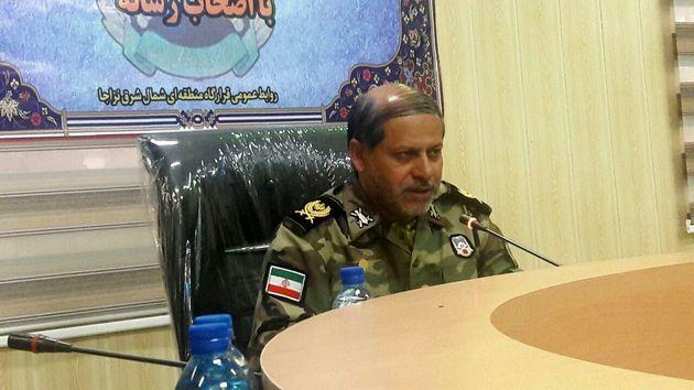 رژه روز ارتش در منطقه شمالشرق کشور برگزار میشود