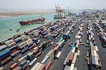 صادرات ۵۳ هزار تن کالا از جاسک به عمان