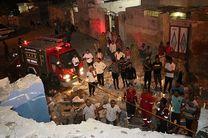 انفجار گاز در بندرعباس 9 مصدوم بر جای گذاشت