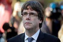 رهبر جدایی طلبان کاتالونیا از پذیرش مستمری دولت اسپانیا سرباز زد
