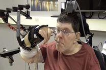 حرکت دستان یک معلول با کمک تراشه ای در مغز