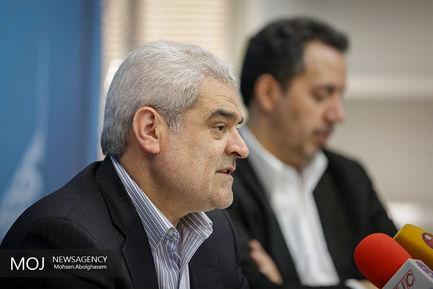 نشست خبری معاون وزیر صنعت، معدن و تجارت