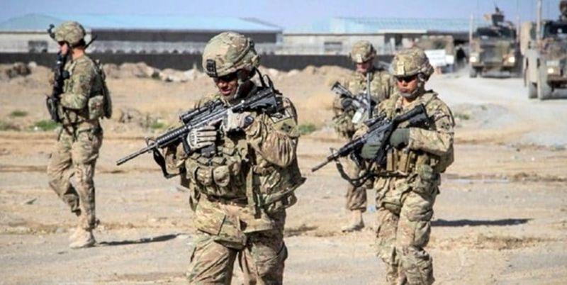 انفجار بمب در مسیر ارتش نظامیان آمریکایی در عراق