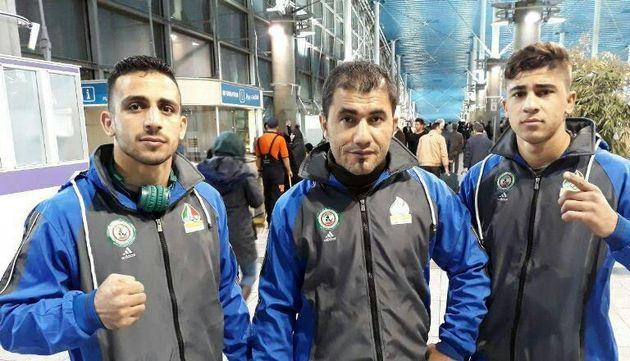 سه موی تای کار کامیارانی راهی رقابت های بین المللی در ترکیه شدند