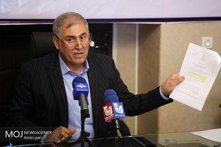 حسین زندی رییس اتحادیه حمل و نقل کالای شهری