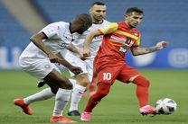 پخش زنده بازی فولاد و السد از شبکه ورزش