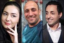 حضور هانیه توسلی در اجرای جدید نمایش خشم و هیاهو