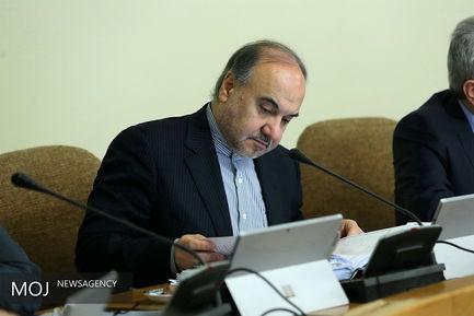 مسعود سلطانی فر وزیر ورزش و جوانان