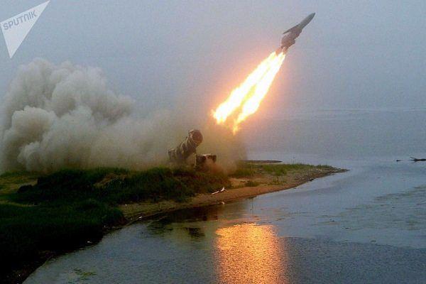 بزرگترین موشک انگلیس پرتاب شد
