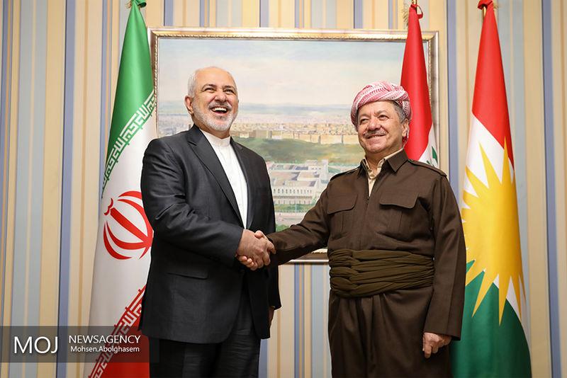 اقلیم کردستان هرگز به محلی برای تهدید امنیت ایران تبدیل نخواهد شد