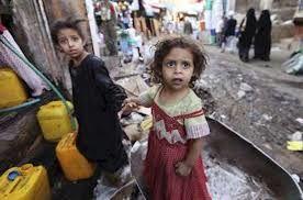 وبا به جان مردم یمن افتاده است