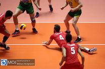 ساعت بازی والیبال ایران و روسیه مشخص شد