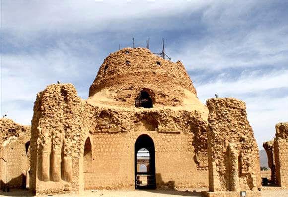 محور ساسانی در فهرست میراث جهانی یونسکو ثبت شد