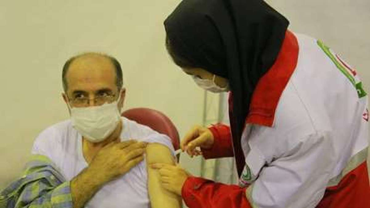 واکسیناسیون 8500 نفر در مراکز تجمیعی هلال احمر مازندران