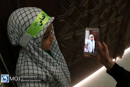 اجتماع شیرخوارگان حسینی در تبریز