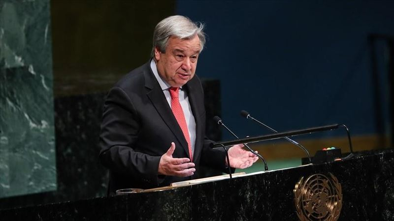 درخواست دبیر کل سازمان ملل از طرف های درگیر در سوریه