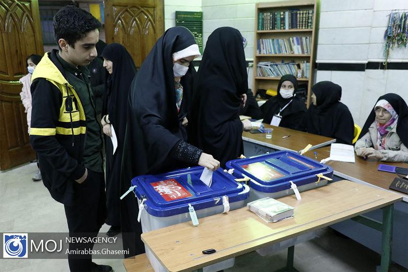 میزان مشارکت در انتخابات دوم اسفند مشخص شد