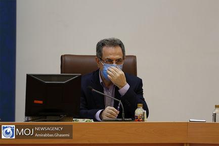 بیست و نهمین جلسه کمیته اجتماعی و انتظامی مدیریت کرونا