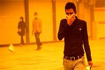 گرد و خاک تا امشب میهمان آسمان خوزستان است/غلظت گرد و غبار مانع بارش باران