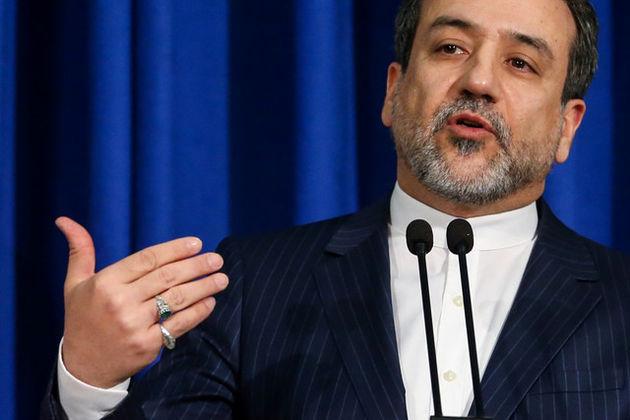 پیام اینستاگرامی عراقچی در پی حملات تروریستی تهران