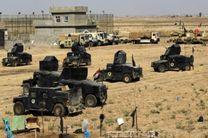وقوع درگیری شدید میان حشد شعبی و داعش در جنوب عراق