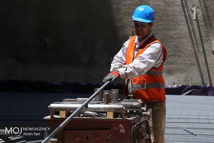 درآمدهای داغ - کارگران ساختمانی