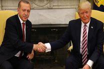 گفتگوی تلفنی روسای جمهور ترکیه و آمریکا