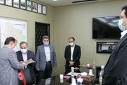 2 معاون در فرمانداری یزد تکریم و معارفه شدند