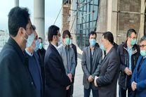 ایستگاه اول راه آهن اردبیل تا خرداد ماه تکمیل می شود