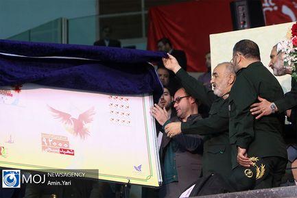 بزرگداشت ۹۲ هزار شهید بسیجی