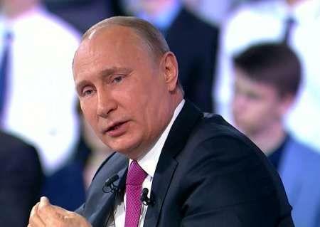 آمریکا با ابزار تحریم درصدد مهار روسیه است