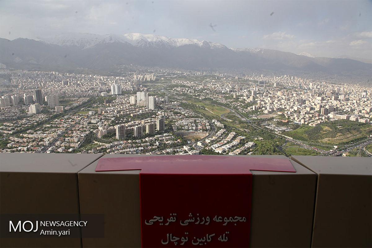 کیفیت هوای تهران ۲۸ مهر ۹۹/ شاخص کیفیت هوا به ۸۴ رسید