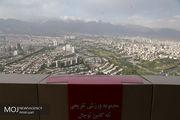 کیفیت هوای تهران ۱۸ اسفند ۹۹/ شاخص کیفیت هوا به ۹۱ رسید