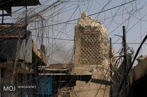مواضع داعش زیر آتش توپخانه لبنان