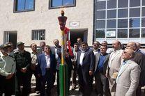 افتتاح گاز در سه روستای ییلاقی املش