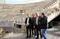 تأکید بهمن مرادنیا بر اتمام سالن شش هزار نفری سنندج تا هفته دولت سال آینده