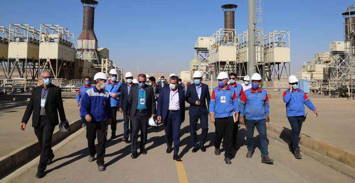 افزایش توان ذخیره سازی گاز ایران با شکستن رکورد ذخیرهسازی گاز در سراجه قم