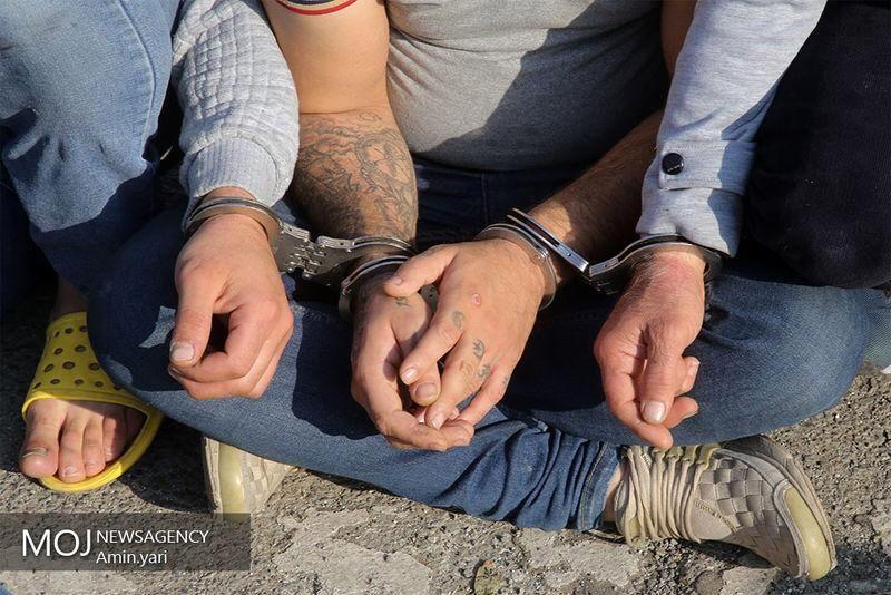 باند سه نفره سارقان متلاشی شد