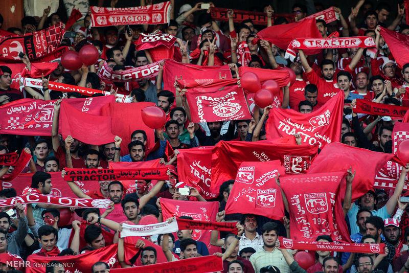 باشگاه تراکتورسازی بازی با سپیدرود را رایگان اعلام کرد